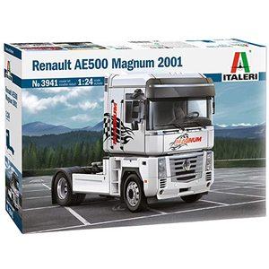 Italeri 3941 Renault AE500 Magnum 2001 Scala 1:24