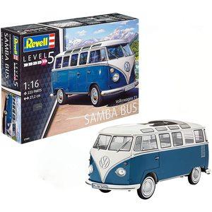 Revell 07009 - Volkswagen T1 Samba Bus SCALA 1:16