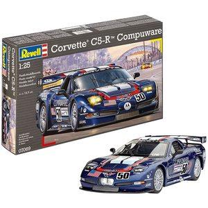 "Revell 07069 Corvette C5-R ""Compuware"" Scala: 1:25"