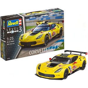 Revell 07036 Chevrolet Corvette C7.R |Scala: 1:25