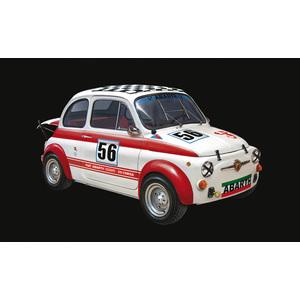 FIAT Abarth 695SS/Assetto Corsa – italeri scala 1:12