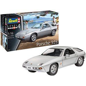 Revell 07656 Porsche 928| Scala: 1:16