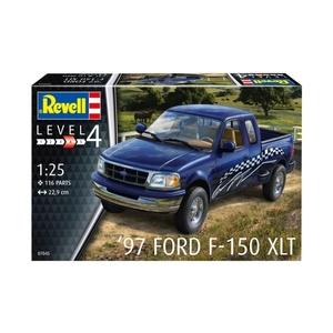 Revell '97 Ford F-150 XLT (07045) Scala 1:25