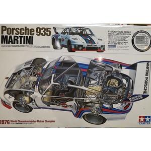 tamiya porsche 935 Martini 1:12