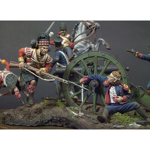 scotland forever 1815 andrea's Miniatures 54 mm
