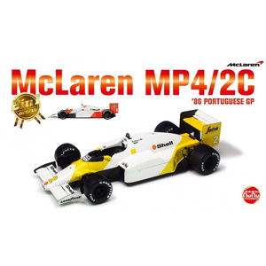 McLaren MP4/2C 86 portuguese gp 1:20 scale Nunu