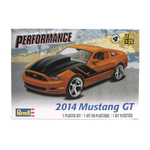 2014 Mustang GT Performance Revell | N. 85-4379 | 1:25