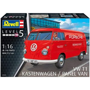 Volkswagen T1 Kastenwagen/Panel Van REVELL 07049 SCALA 1:16