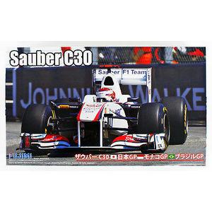 Sauber C30 Fujimi 092089 Scala: 1:20