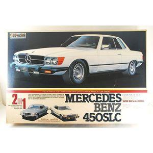 Mercedes Benz 450 SLC Super Big Scale Model Doyusha | N. DBS-1 | 1:12