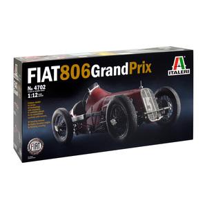FIAT 806 GRAN PRIX ITALERI 1:12