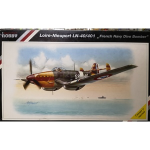"""LOIRE-NIEUPORT LN-40/401 """"FRENCH NAVY DIVE BOMBER"""" SPECIAL HOBBY"""