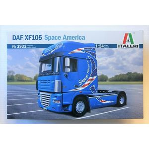 DAF XF105 Space America