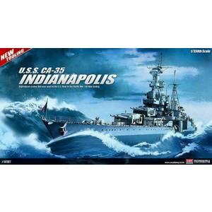 USS INDIANAPOLIS (CA-351) ACADEMY