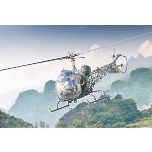 BELL OH-13 SIOUX ITALERI