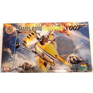 James Bond's Autogyro Airfix | N. 04401 | 1:24
