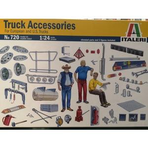 TRUCK ACCESSORIES Italeri | N. 720 | 1:24