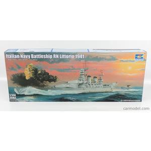 Corazzata Marina Militare Italiana RN Littorio 1941