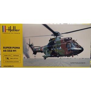 SUPER PUMA AS 332M1 HELLER