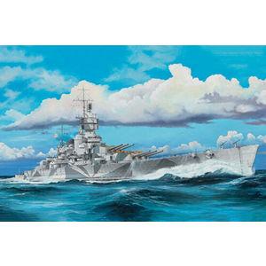 Corazzata Marina Militare Italiana RN Vittorio Veneto 1940