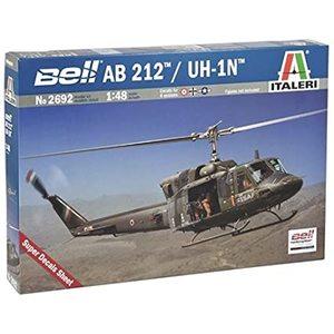 bell ab 212/uh-1n BY italeri 2692