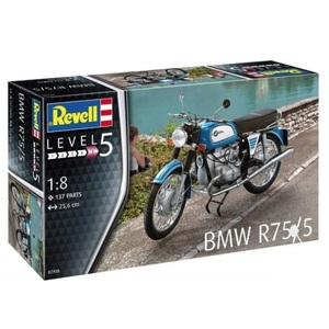 BMW R75/5 - Scala 1:8 by Revell 07938