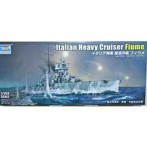INCROCIATORE ITALIANO PESANTE (FIUME)