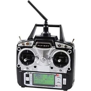 Flysky FS-T6 Ricevitore e trasmettitore ad alta precisione
