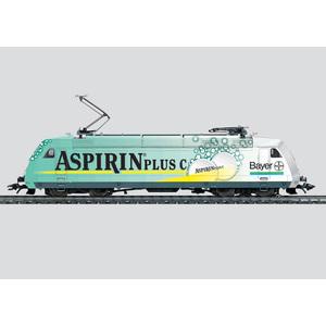 Märklin H0 - 37377 - Locomotiva elettrica - Aspirina Plus C - DB