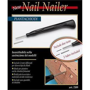 NAIL NAILER (PIANTACHIODI CON 2 TESTE INCLUSE)