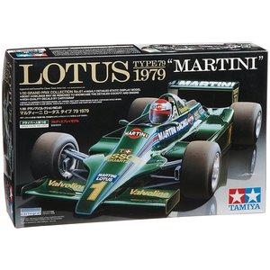 Tamiya (Lotus Martini Type79 1979) 1:20
