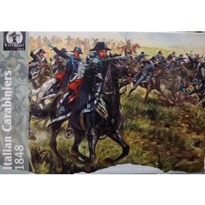 Italian Carabiniers 1848 Waterloo 1815