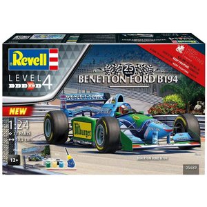 "Revell - 05689 25th Anniversary ""Benetton Ford"" scala 1:24"