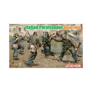 Italian Paratrooper, Dragon N. 6741, scala 1:35