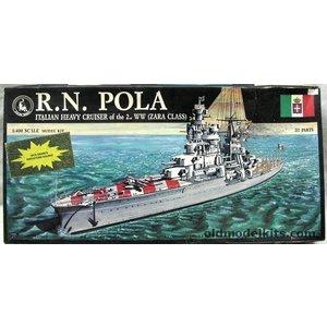 R.N. Pola (Tauro Model) N. 202 Scala 1:400