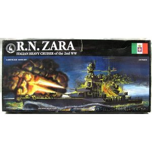 R.N. Zara (Tauro Model) N. 204 Scala 1:400