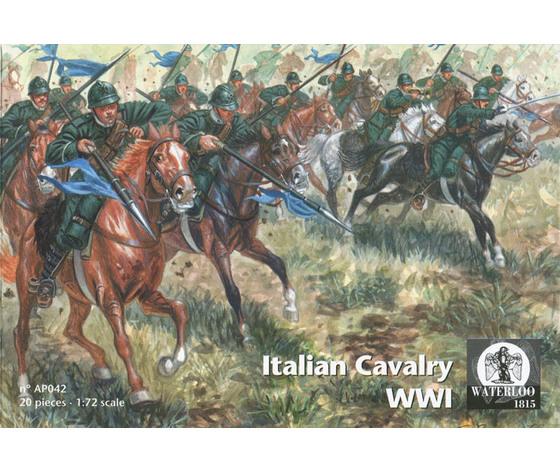 Italian cavalry wwi