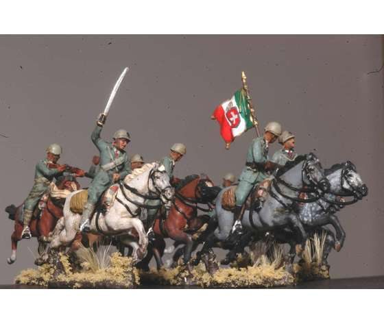 Italian cavalry wwii waterloo 1815 ap001 origineel c