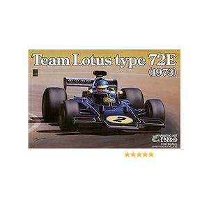 Team Lotus Type 72E 1973 scala 1/20