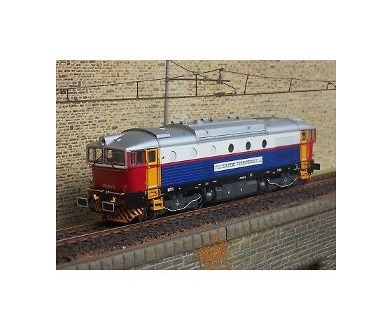 Rivarossi1 87 ho locodiesel fs d753003 sistemi territoriali