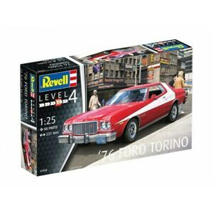 '76 FORD TORINO REVELL 07038 SCALA 1/25