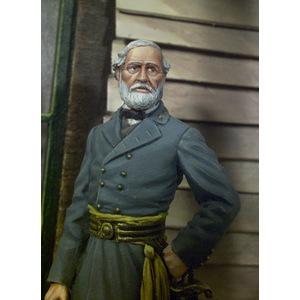 GENERAL LEE 1864 ANDREA'S MINIATURE 54  MM
