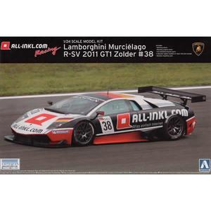 LAMBORGHINI MURCIELAGO R-SV 2011 GT1 ZOLTER #38