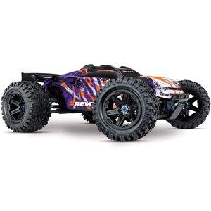 Traxxas 86086-4-PRPL E-Revo 2.0 Monster