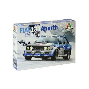 FIAT 131 (AbarthRally) italeri n.3662 scala 1:24
