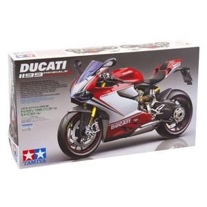 Ducati 1199 Panigale s tricolore tamiya1/12