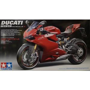 Ducati 1199 Panigale S tamiya 1/12