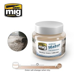 AMMO MIG WILD RIVER WATERS 2203