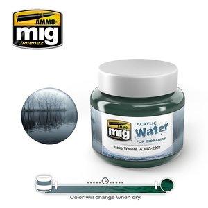 AMMO MIG LAKE WATERS 2202