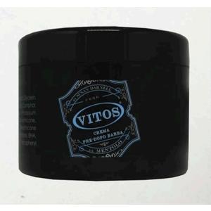 Susan Darnell Vitos Crema Pre - Dopobarba al mentolo 500 ml